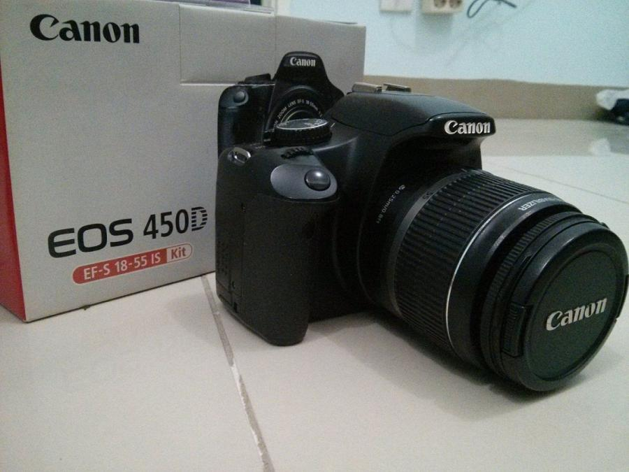 Spesifikasi Terbaru Kamera Canon Eos 450d Dan Harganya